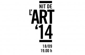 NIT DE L'ART 2014. 18 de Septiembre. 19:00h.