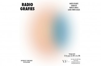 """Próxima exposición: """"RADIO GRAFIES"""". Inauguración 23 de Enero 2015, 20:00h."""