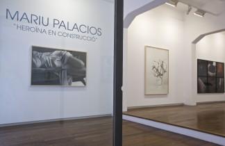 """Palmaphoto 2015. Mariu Palacios """"Heroïna en Construcció"""". Collector's Focus """"L'Ull del Col·leccionista""""."""