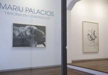 """PALMAPHOTO 2015. Mariu Palacios. """"Heroína en construcció"""". 11 Junio – 15 Agosto, 2015"""