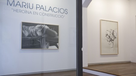 "Mariu Palacios. ""Heroïna en  Construcció""."