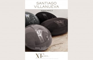 """Galería XF próxima exposición: """"Probablemente sí"""". SANTIAGO VILLANUEVA. Inauguración sábado 2 de Diciembre 2017, 12:00h."""