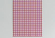 Red – Violet 1 1/4″ Grid